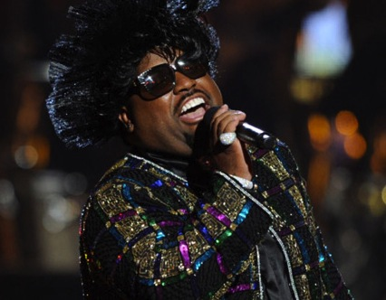 Cee-Lo at the 2011 BET Awards
