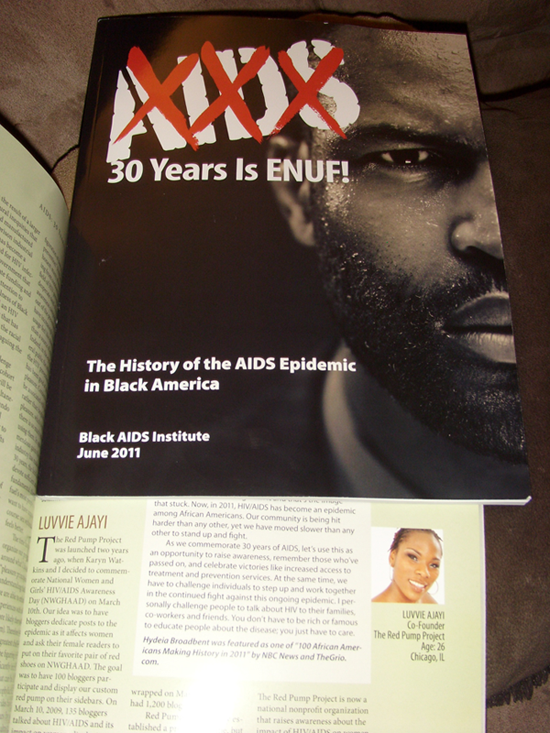 AIDS. 30 Years is Enuf
