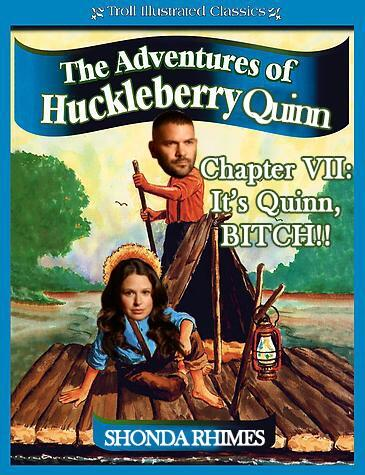 Huckleberry Quinn