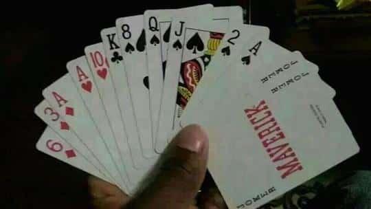 Spades Hand 2