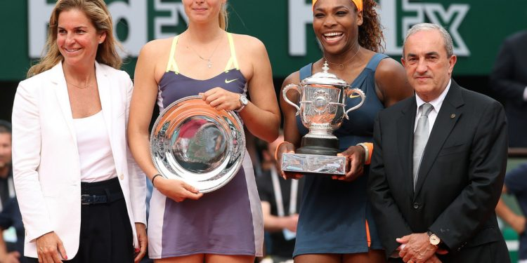 Serena Williams Maria Sharapova 2